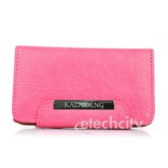 KLD Fresh Series Leather Case Pouch Wallet Bag for Sony Xperia P LT22i [LCEH-KDFWSXPL] - $18.00