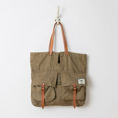 ++ Army Surplus Tote