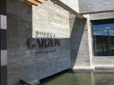 Passeio e almoço maravilhoso. Bodega Garzón – Pueblo Garzón