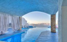 Astarte Suits Hotel, Kreikka
