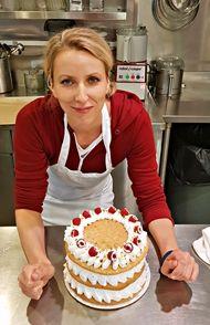 Witam serdecznie w Małej Cukierence Sweet Recipes, Cake Recipes, Dessert Recipes, Polish Recipes, Lemon Curd, Pavlova, Celebration Cakes, Oreo, Cheesecake