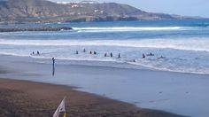 Clases de surf en Las Palmas