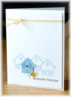 Downstairs Designs: So Happy For you