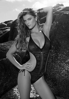 Nina Agdal Beauty (more @ boards here : pinterest.com/fra411)