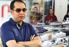 Anak Najib bantah haram vape - #vapeon - http://www.kenapalah.com/anak-najib-bantah-haram-vape/