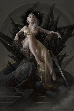 Fantasy Art Women, Beautiful Fantasy Art, Dark Fantasy Art, Fantasy Girl, Fantasy Artwork, Fantasy Queen, Fantasy Princess, Arte Digital Fantasy, Digital Art Girl