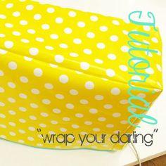 "Tutorial ""wrap your darling"""