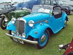 1954 Singer Roadster 4AD