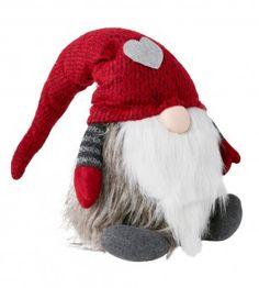 Wichtel t rstopper rot 43 cm mit diesem for Nanu nana weihnachten