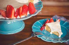 Mãe Gourmet!!!: Bolo de Leite Ninho
