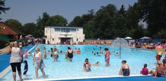 Droitwich Spa Lido | Outdoor Swimming Pool