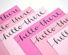 Pink shades