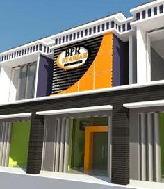 EASY  LIVING  INDONESIA  : Desain Office Bank BPR Syariah Mojokerto cabang Mo...