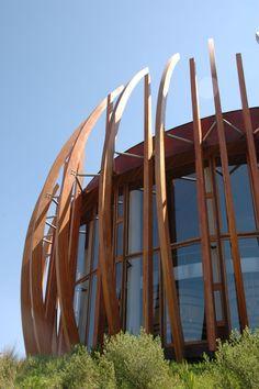 Home Clos Apalta & Borobo wines Renzo Piano, Wineries, Vineyard, Around The Worlds, Random, Building, Santa Cruz, Dreams, Wine Cellars