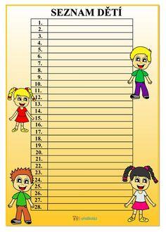 (1386) Doručené – Seznam Email Baby Time, Classroom Decor, Kids Learning, Kindergarten, Preschool, Entertaining, Teaching, Education, Children