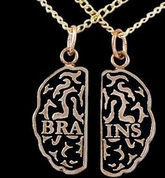 Friendship Brains! Because what you feel in your heart is really in your mind :-)