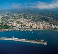 Funchal, Madeira Island...bucket list trip...walk the streets my father & grandparents walked!
