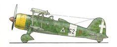 """FIAT CR.42 """"Falco"""""""