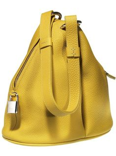 handbag in a bold summer hue by Giorgio #Armani