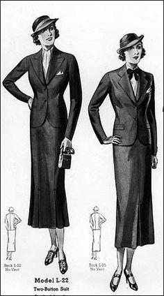 hats / suits / women
