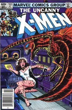 Back to title selection: Comics U: Uncanny X-Men Vol 1 Continues from X-Men Vol 1# 141