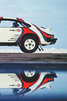 911 Rally ducktail #FJRP