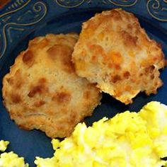 Garlic Cheese Biscuits Allrecipes.com