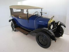 Catawiki Online-Auktionshaus: Peugeot - 177 B Torpedo Cabriolet - 1924 Peugeot, Vintage Cars, Antique Cars, Passion, Vehicles, Car, Rolling Stock, Vehicle