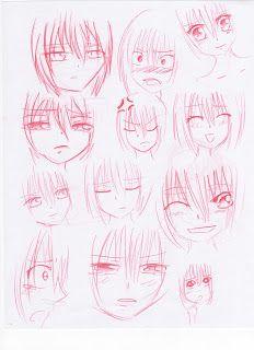 Denisze Chan Emociones Anime Anime Cuerpo Anime Emociones