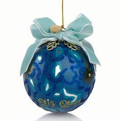 Liz Lange 2012 Heart Ornament to benefit #stjude #hsn