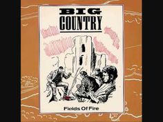 Big Country - Fields Of Fire 12 inch mix