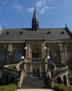 McManus Galleries Dundee Scotland,  photo by Sandy Stevenson
