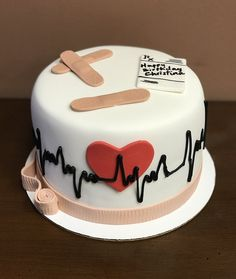 14 Popular Doctor Birthday Cake Images