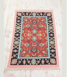 Urban Outfitters Magical Thinking Bazaar Carpet Rug 5 x 7 Sold Out | eBay