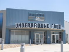The Underground Salt Museum