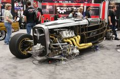 Brain Fullers AWD Hot Rod