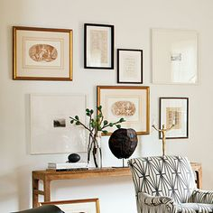 Update the Walls - Decorate with White - Southern Living paint color - Swiss Coffee by Benjamin Moore