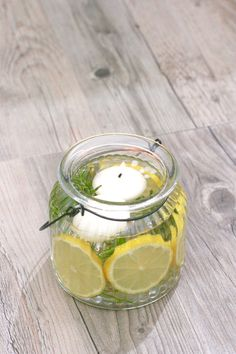 DIY Bug Repellant   Keep mosquitoes out of your sukkah--homemade repellant Chai & Home