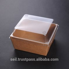 Food Grade paper box, Takeout/Takeaway container, Disposable food packaging, Sandwich box