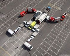 Epic Transformers Parking!