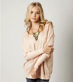 slouchy sweater <3