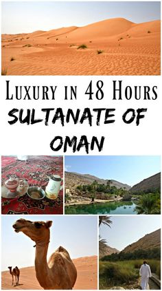 PIN FOR LATER: How to spent 48 Hours in Muscat, Oman! Including a visit to the oldest souk in the Arab world, and a day trip to the desert and Wadi Bani Khalid!
