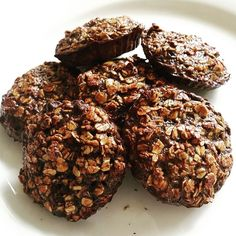The Slimming Mama: Slimming World Sweet Freedom Choc Shot Coconut Oat Cookies