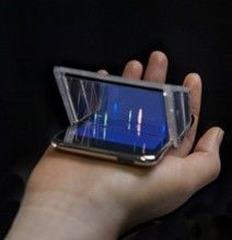 3D Accessory Turns The iPhone Into A Full-Fledged Holographic Device