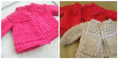 Free Knitting Patterns For Beginners | And while I'm madly knitting away here I thought I'd share some of ...
