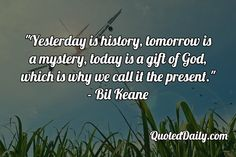 Bil Keane Quote - More at QuotedDaily.com