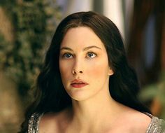 """Arwen's hair and makeup  Hair Tyler's dark luscious locks in the film weren't actually hers - she wore a wig. But, notes King, """"You still treat it as normal hair."""" Which meant making the tresses shiny and soft by applying Joico K-Pak Deep-Penetrating Reconstructor and Clynol Hair Shine spray. Inspired by the Pre-Raphaelite period, King went for wavy hair that flowed down to Tyler's waist. Explains the hair designer, """"We tried her with long, straight hair, but that didn't look romantic…"""