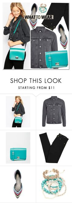 """""""What to wear"""" by leathersatchel ❤ liked on Polyvore featuring The Leather Satchel Co., Yves Saint Laurent, Stuart Weitzman, Red Camel, ASOS, Leather, satchel and leathersatchel"""
