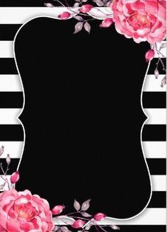 Ação de graças Hd Flower Wallpaper, Rose Gold Wallpaper, Framed Wallpaper, Wallpaper Backgrounds, Iphone Wallpaper, Invitation Background, Floral Invitation, Invitations, Poster Background Design