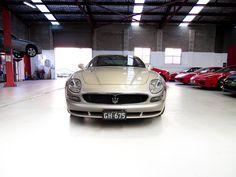 Maserati 3200GT  Top Secret Imports Maserati 3200 Gt, Showroom, Car, Vehicles, Automobile, Autos, Fashion Showroom, Cars, Vehicle